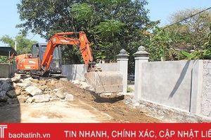 Huyện miền biển Hà Tĩnh huy động hơn 92 tỷ đồng xây dựng nông thôn mới
