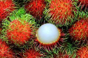 Mua chôm chôm đừng tưởng quả chín đỏ là ngon, khi ăn mới biết sự thật ngỡ ngàng