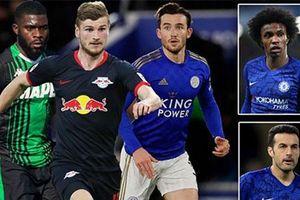 Chelsea thanh lý 7 ngôi sao để 'dọn đường' đón Werner và 2 tân binh khác
