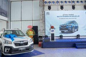 Subaru khai trương đại lý đầu tiên tại Tây Nguyên