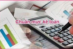 Các nhân tố ảnh hưởng đến áp dụng chuẩn mực kế toán Việt Nam của các doanh nghiệp nhỏ và vừa tại Thành phố Hồ Chí Minh