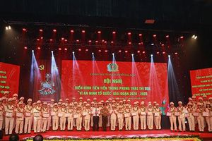 Vinh danh 75 điển hình tiên tiến trong phong trào thi đua của Công an TP Hà Nội