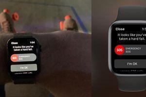Apple Watch lại cứu người dùng bị ngất