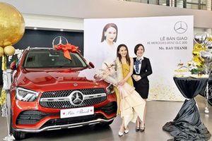 Diễn viên Bảo Thanh tậu Mercedes-Benz GLC mới gần 2,4 tỷ đồng