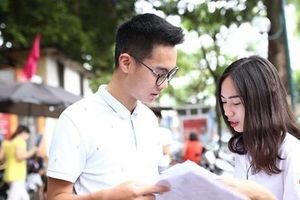 Thí sinh nộp hồ sơ đăng ký xét tuyển thẳng trước ngày 20/7/2020