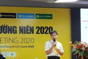 Chủ tịch Thế giới Di động: Kế hoạch kinh doanh 2020 'không máu lửa như mọi năm'