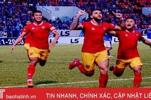 HLV Phạm Minh Đức: 'Cảm ơn toàn đội đã có 2 trận đấu quả cảm'