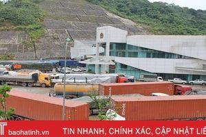 Kim ngạch xuất nhập khẩu qua Cửa khẩu quốc tế Cầu Treo đạt 84 triệu USD
