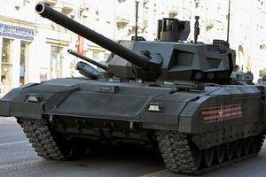 Nga sẵn sàng xuất khẩu T-14 Armata sau khi hoàn thành thử nghiệm tại Syria