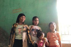 Vĩnh Phúc: Bà nội già yếu nuôi 3 cháu nhỏ mồ côi cần được giúp đỡ