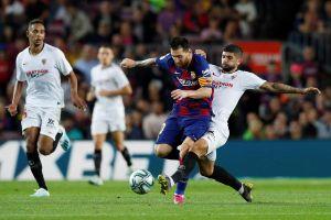 Sevilla vs Barca: Lịch sử gọi tên Messi