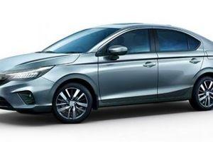 Honda City 2020 giá từ 300 triệu sắp trình làng lộ hình ảnh và tính năng hấp dẫn