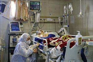 Iran ghi nhận trên 197.600 ca mắc, 9.272 ca tử vong do COVID-19