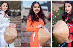 Cuộc thi Hoa khôi tại Úc - nơi các nữ du học sinh tự tin khoe sắc