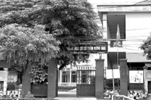 Hải Dương: Hiệu trưởng Trường THCS Trần Hưng Đạo bị tố chuyên quyền?