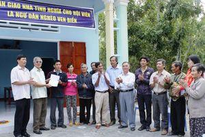 Phú Yên: Hỗ trợ cho 1.849 hộ nghèo xây dựng nhà ở