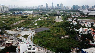 TP.HCM nói gì khi giao đất tái định cư ở Thủ Thiêm cho doanh nghiệp?
