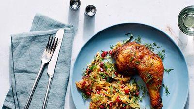 Chớ dại nấu chung thịt gà với những thực phẩm này kẻo rước bệnh cho cả nhà