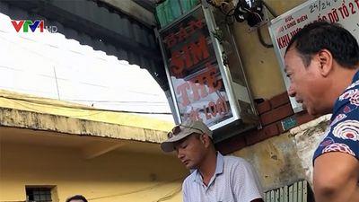 Núp bóng Ban quản lý chợ Long Biên để 'dằn mặt' và ép tiểu thương