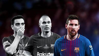 Messi nói gì khi không còn Xavi và Iniesta bên cạnh?