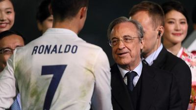 Chủ tịch Perez: 'Chúng tôi không hề muốn bán Ronaldo'