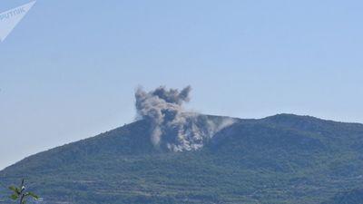 Quân đội Syria tung hỏa lực 'quét sạch' khủng bố ở Latakia