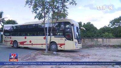 Quảng Bình liên tục xảy ra nạn ném đá xe khách