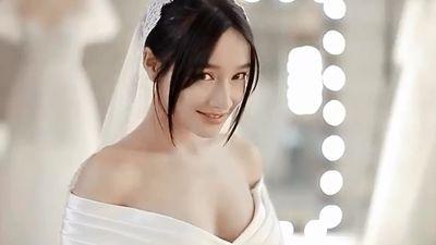 Hé lộ váy cưới gợi cảm của Nhã Phương trước hôn lễ