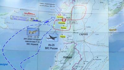Nga vạch trần 'chiếc bẫy' của Israel khiến IL-20 bị bắn hạ ở Syria