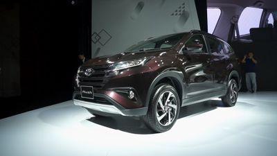 Đánh giá nhanh Toyota Rush, đối thủ trực tiếp của Mitsubishi Xpander