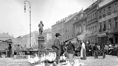 Ảnh độc: Diện mạo châu Âu trước Chiến tranh thế giới 1