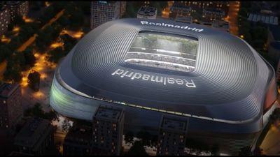 Choáng ngợp với thiết kế SVĐ mới cực ''sang chảnh'' của Real Madrid