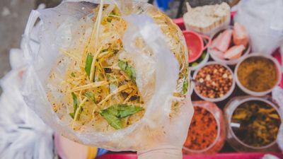 5 con hẻm ăn vặt nổi tiếng ở TP.HCM
