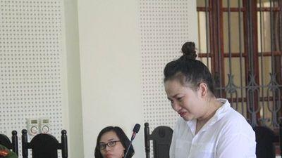 Thiếu phụ xinh đẹp sát hại chủ nợ ngất lịm khi bị tuyên án