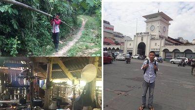 Đại học Bách khoa Đà Nẵng bảo lưu kết quả cho Quang Quốc Việt