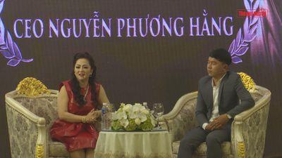 CEO Nguyễn Phương Hằng: 'Phụ nữ hiện đại không nên sống hoàn toàn bằng cảm tính'