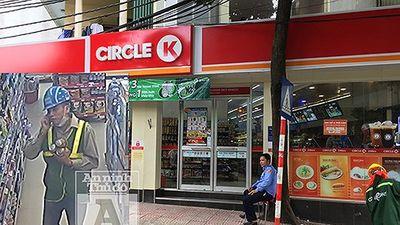Toàn cảnh thanh niên 9X cầm dao đe dọa cướp tài sản trong cửa hàng tiện ích Circle K