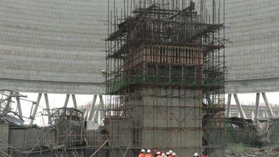 Vụ sập giàn giáo khiến 74 người thiệt mạng chấn động Trung Quốc