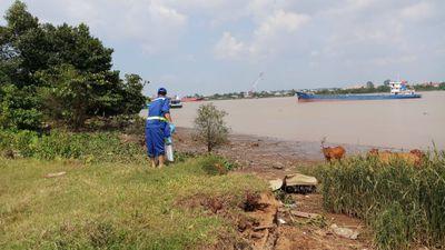 Phát hiện thi thể đang phân hủy nổi trên sông Đồng Nai