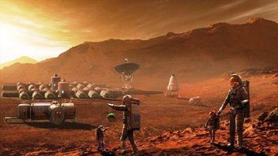 Khám phá 'sao Hỏa' giữa lòng Trung Quốc