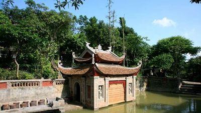 Không gian kiến trúc trong Việt Phủ Thành Chương xây trên đất rừng phòng hộ