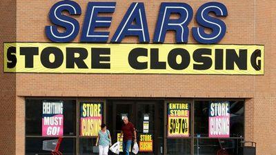 Những con số 'khủng' về gã khổng lồ Sears vừa phá sản