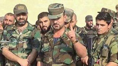 Sư trưởng 'Hổ Syria' bất ngờ xuất hiện luyện binh tại Hama