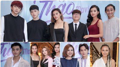 Phim điện ảnh 'Thạch Thảo' của Tùng Maru, Bích Ngọc, Mai Ngô ra mắt cùng dàn diễn viên trẻ đầy tiềm năng