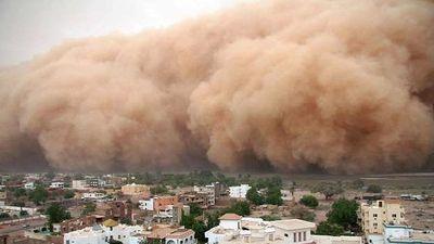 Kinh hoàng những trận bão cát khổng lồ nuốt chửng cả thành phố