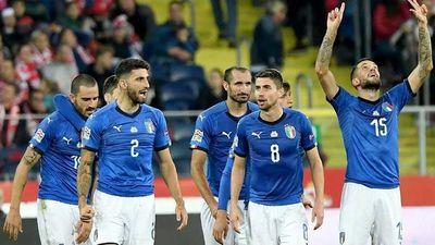 Đội tuyển Italy và tia sáng tương lai từ vực thẳm với HLV Mancini