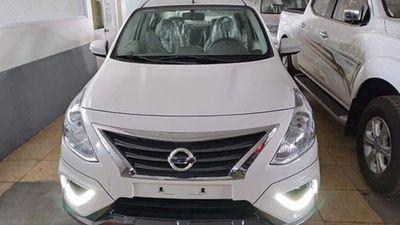Cận cảnh Nissan Sunny Q-Series 2018 giá rẻ tại Việt Nam