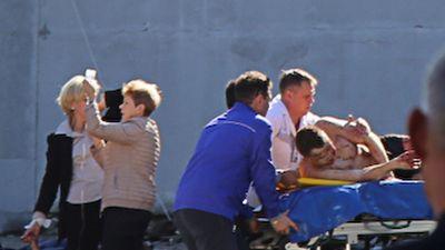 Xả súng ở Crimea, 20 sinh viên thiệt mạng