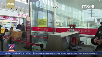 Sân bay Thượng Hải cho check in bằng khuôn mặt
