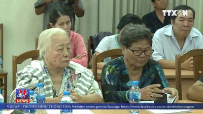 Lãnh đạo TP HCM xin lỗi người dân Thủ Thiêm